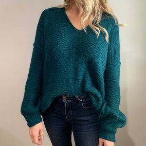 Oversized FreePeople Sweater size small